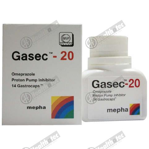 gasec 20mg 14c 1bx cap(eg)