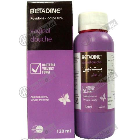 betadine 10% 120ml vag. douch(eg)