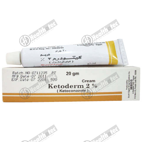 ketoderm 2% 20gm cream(eg)